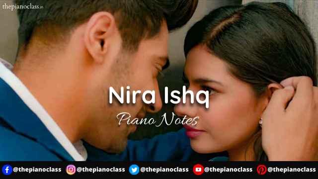 Nira Ishq Piano Notes - Guri