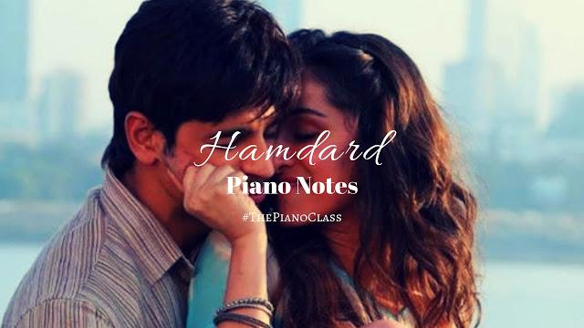 Hamdard Piano Notes