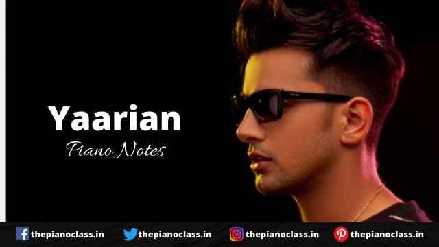 Yaarian Piano Notes