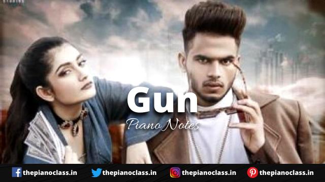 Gun Piano Notes - Sukh Lotey, Gurlej Akhtar