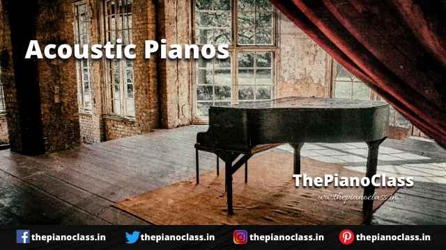 Acoustic vs Digital Piano
