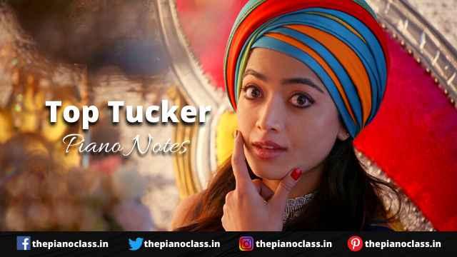 Top Tucker Piano Notes - Badshah, Uchana Amit