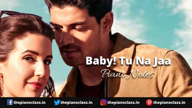 Baby! Tu Na Jaa Piano Notes - Time To Dance